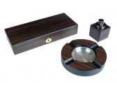 Настольный набор сигарных аксессуаров Lubinski SET-Q186