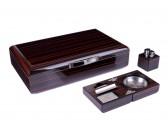 Настольный набор сигарных аксессуаров Lubinski Q229