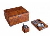 Настольный набор сигарных аксессуаров Lubinski SET-Q2540