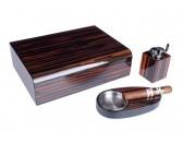 Настольный набор сигарных аксессуаров Tom River SET-560-255-1