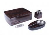 Настольный набор сигарных аксессуаров Lubinski SET-QB209