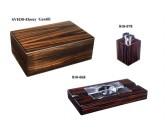 Настольный набор сигарных аксессуаров Gentili SET-SVH30-Ebony