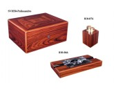Настольный набор сигарных аксессуаров Gentili SET-SVH50-Palissandro