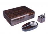 Настольный набор сигарных аксессуаров Tom River SET-560-255