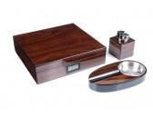 Настольный набор сигарных аксессуаров Tom River  SET-561-014