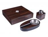 Настольный набор сигарных аксессуаров Tom River SET-561-013