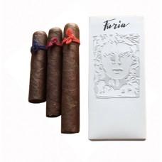Подарочный набор сигар Nicarao la Ley Furia Sampler *3