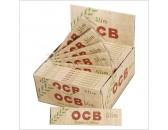 Сигаретная бумага OCB Slim Organiс  (50пач х 32лист)