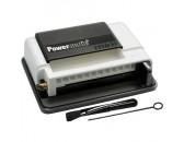 Машинка для набивки гильз Powermatic Mini, черно/белая, 03134