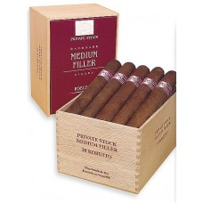 Сигары Private Stock Medium Filler Robusto
