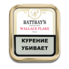Трубочный табак Rattray's Walllace Flake - 50гр