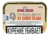 """Трубочный табак Samuel Gawith """"St James Flame"""",  50 гр."""