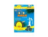 Уголь натуральный Кокосовый Coconara 24шт