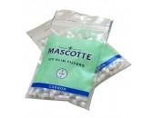 Фильтры сигаретные MASCOTTE Slim Filters Carbon 6mm 120 шт.