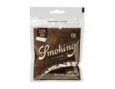 Фильтры сигаретные  «Smoking» Brown Slim Filter /120
