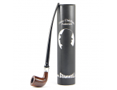 Трубка Stanwell H.C.Andersen III brown polished 9mm