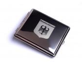 Портсигар Stoll на 24 сигарет, нержавеющая сталь