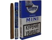 Сигариллы Swisher Sweets Blueberry  Mini Cigarillos (6 шт.)