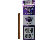 Сигариллы Swisher Sweets Grape Cigarillos (2 шт.)