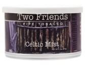 Трубочный табак Two Friends English Celtic Mist, банка 57 гр