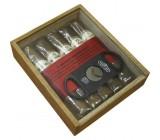 Набор сигар Te-Amo World Series Robusto Set/Cutter*5