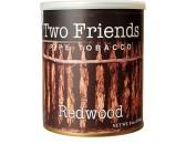 Трубочный табак Two Friends Redwood, банка 227 гр