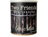 Трубочный табак Two Friends English Celtic Mist банка 227 гр