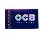 Сигаретная бумага OCB Ultimate DOUBLE (Ультра тонкая) (25 пач х 100 лист)