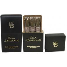 Подарочный набор сигар Villa Zamorano Fagot № 15