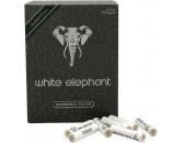 Фильтры для трубок White Elephant - 9 мм SuperMIX пенка/уголь - 150 шт.