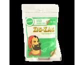 Сигаретные фильтры Zig-Zag Slim Menthol (10 x150 шт. )